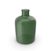 Decorative Glass Bottle PNG & PSD Images