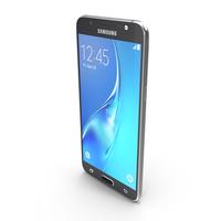 Samsung Galaxy J5 2016 Black PNG & PSD Images