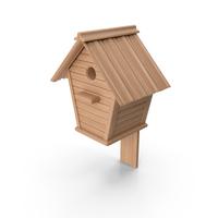 Bird House PNG & PSD Images