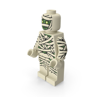 Lego Mummy PNG & PSD Images
