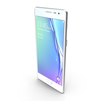 Samsung Z3 Silver PNG & PSD Images