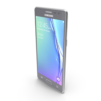 Samsung Z3 Black PNG & PSD Images
