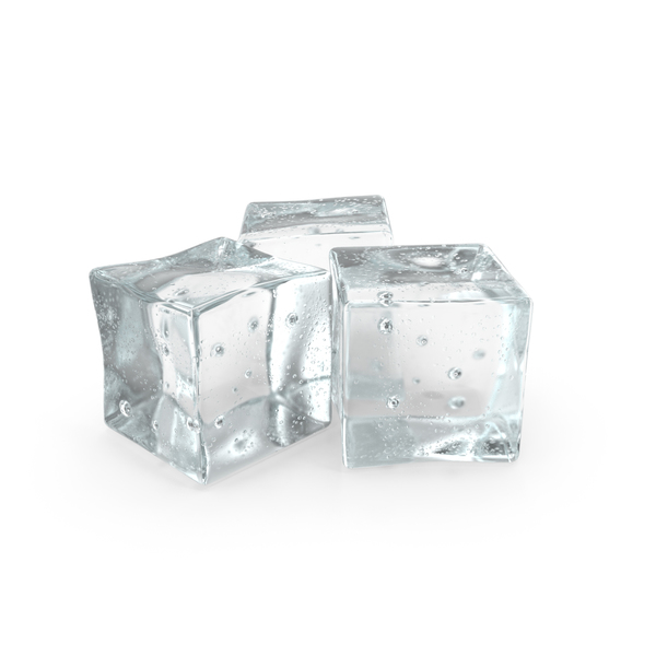 Ice Cubes PNG & PSD Images