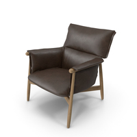 Lounge Chair Brown PNG & PSD Images