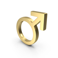 Male Gender Logo Icon PNG & PSD Images