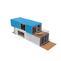 Container House PNG & PSD Images