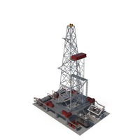 Drilling Rig PNG & PSD Images