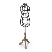 Female Wire Mannequin PNG & PSD Images