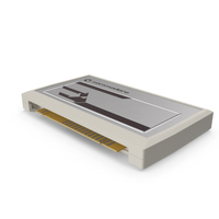 VIC 20 Cartridge Metallic PNG & PSD Images