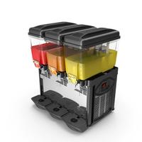 Coldream 3M Cofrimell Drink Dispenser 3x12L PNG & PSD Images