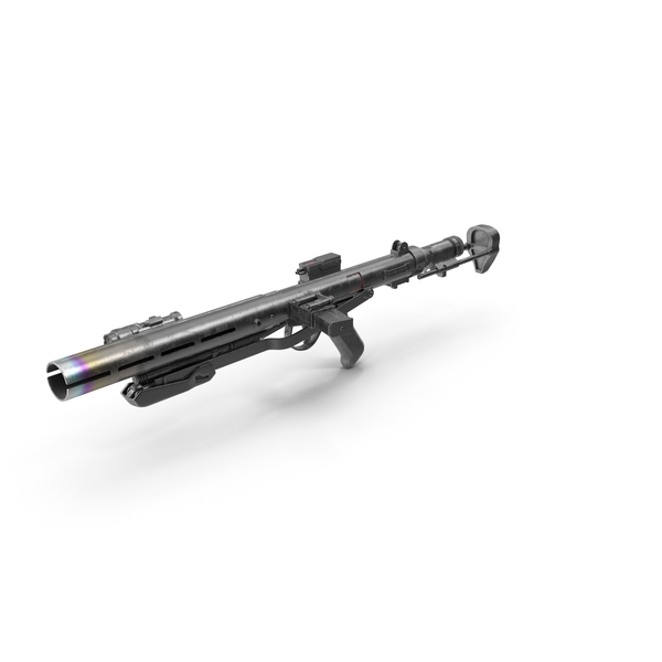Death Trooper Rifle PNG & PSD Images