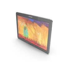 Samsung Galaxy Note 10.1 PNG & PSD Images