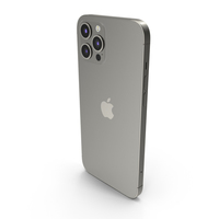 Apple iPhone 12 Pro Max Graphite PNG & PSD Images