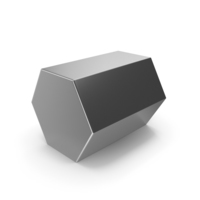 Hexagon Silver PNG & PSD Images