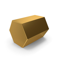 Hexagon Gold PNG & PSD Images