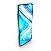 Xiaomi Redmi Note 9 Pro 2020 PNG & PSD Images