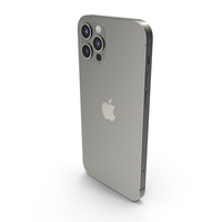 Apple iPhone 12 Pro Graphite PNG & PSD Images