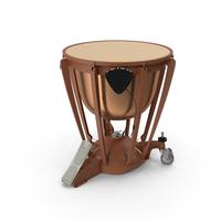 Copper Kettledrum PNG & PSD Images
