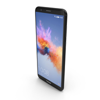Honor 7X Black PNG & PSD Images