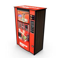Noodle Vending Machine PNG & PSD Images