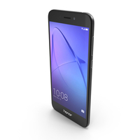 Honor 6A Gray PNG & PSD Images