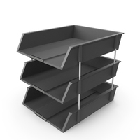 Post Letter Tray PNG & PSD Images