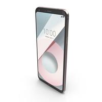 LG Q6 Mystic White PNG & PSD Images