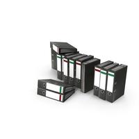 Ring Binder Folders PNG & PSD Images