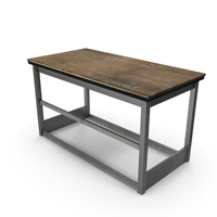 Workbench table PNG & PSD Images