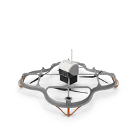 Delivery Cargo Drone PNG & PSD Images