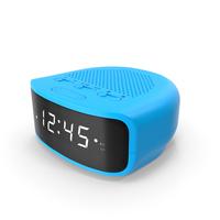 Digital Clock Radio Generic PNG & PSD Images