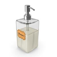 Dispenser Shampoo Rectangle PNG & PSD Images