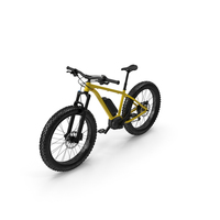 Electric Fat Bike Generic PNG & PSD Images