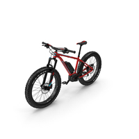 Electric Fat Bike Mondraker E-Panzer PNG & PSD Images