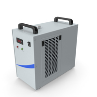 Industrial Water Chiller PNG & PSD Images
