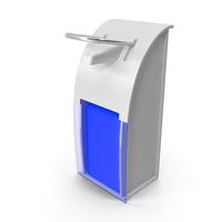 Hand Sanitizer Dispenser PNG & PSD Images