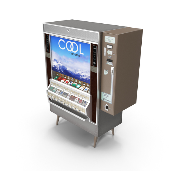 Cigarette Machine PNG & PSD Images