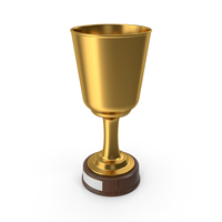 Trophy Cup Gold PNG & PSD Images