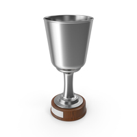 Trophy Cup Silver PNG & PSD Images