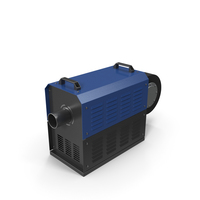 Industrial Air Blower PNG & PSD Images