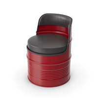 Barrel Chair PNG & PSD Images
