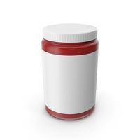 Souce Jar Red PNG & PSD Images