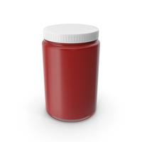 Souce Jar No Label PNG & PSD Images