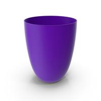 Plastic Cup Violet PNG & PSD Images