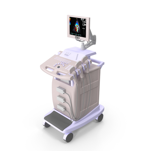 Ultrasound Machine PNG & PSD Images