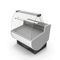 Frilixa Vista Curved Range Refrigerator PNG & PSD Images