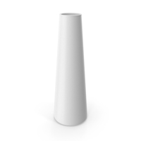 Ceramic Tube Vase PNG & PSD Images