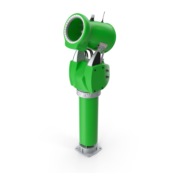 Green Snow Gun PNG & PSD Images