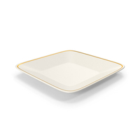 Square Plate PNG & PSD Images