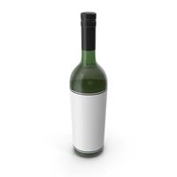 Wine Bottle Black PNG & PSD Images